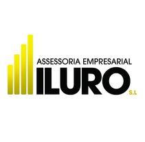 """Assessoria Iluro"" Imagen coporativa. A Design project by Laureaverde - 27-09-2012"