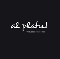 Al Platu: Identidad Corporativa. A Design, and Graphic Design project by Daniel Boto         - 29.09.2015