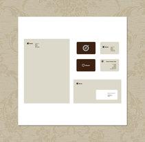 BRANDING DESIGN. Um projeto de Br, ing e Identidade e Design gráfico de Mar Abad         - 29.09.2015