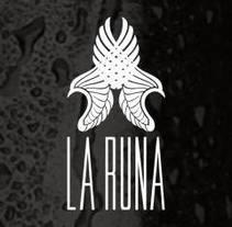 Material corporativo creado para la Runa Hidromiel.. A Product Design project by Uri          - 25.11.2016