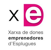 Xarxa de Dones Emprenedores d'Esplugues. A Br, ing, Identit, and Graphic Design project by Carles Ivanco Almor - 01-08-2015
