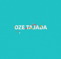 SHOW REEL 2015. A Motion Graphics, Film, Video, TV, Animation, Film, and Video project by Oze Tajada - Oct 12 2015 12:00 AM