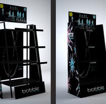 Varios bobble. Un proyecto de Diseño, 3D, Diseño gráfico y Diseño de producto de Toni Ortin         - 16.10.2015