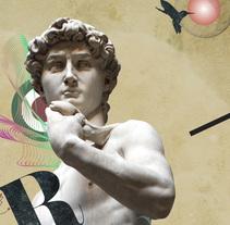 Firenze Poster. Un proyecto de Ilustración y Diseño gráfico de sergi nadal  - 17-10-2015