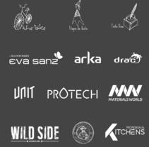 Logos. Un proyecto de Br e ing e Identidad de Alex Mercadé  - 19.10.2015