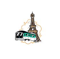PARIZZ. Um projeto de Design de Victor Gomez de Marcos - 19-10-2015
