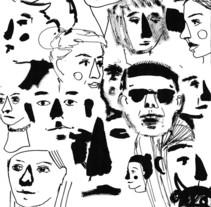 Domenica. Un proyecto de Ilustración, Artesanía, Diseño editorial, Bellas Artes y Tipografía de Álvaro Varograff         - 24.10.2015