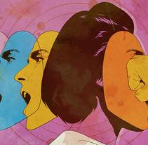 Entradas Agotadas 2015. A Design, Illustration, Music, and Audio project by Oscar Giménez - 10.27.2015