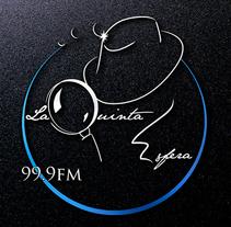 La Quinta Esfera - Logotipo. Un proyecto de Br, ing e Identidad y Diseño gráfico de Tomas Mora         - 11.09.2011