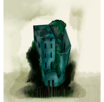 Inconsciente. Um projeto de Ilustração de Montse González Gisbert         - 02.11.2015