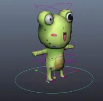 Rigging Reel 2015 - Dan Raigorodsky. Um projeto de 3D e Animação de Dan Raigorodsky Bendahan         - 16.11.2015