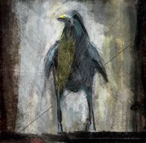 BIRD. A Illustration project by carmen esperón - 24-11-2015