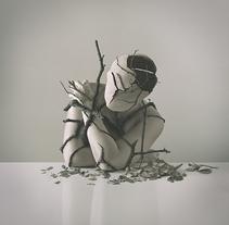 Trapped. Un proyecto de Publicidad, Fotografía y Bellas Artes de Elena López  - 30-09-2015