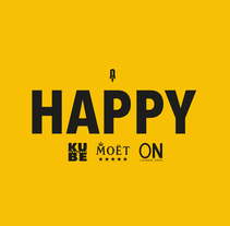 KUBE & ON es Happy. A Music, Audio, and Video project by Apolo Estudio Creativo         - 03.12.2015