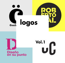 Logos Vol.1. A Br, ing, Identit, and Graphic Design project by bydani         - 06.12.2015