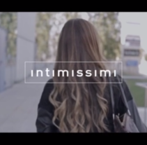 Intimissimi. A Advertising, Film, Video, TV, and Video project by Paloma Mateos         - 13.12.2015