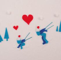 ¿Y tú, a qué le darás valor esta Navidad?. Un proyecto de Ilustración, Dirección de arte, Diseño gráfico, Diseño Web y Collage de Vanesa  Carosia - 18-12-2015