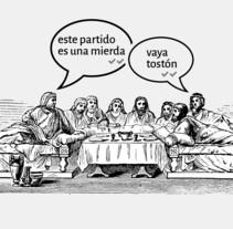Ventajas de la sinceridad: Ilustración Editorial. A Illustration project by Alberto García Corroto - Dec 27 2015 12:00 AM