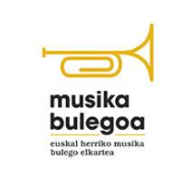 Musika Bulegoa - Oficina de la música. Un proyecto de Br e ing e Identidad de Vudumedia  - 08.07.2015