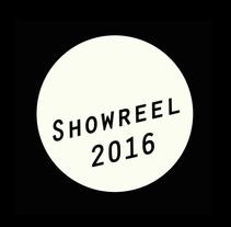 Mi Showreel 2016. Un proyecto de Animación, Collage y Cine de Rachael Jones - 08-01-2016