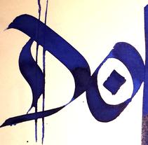 Mi Proyecto del curso: Caligrafía con góticas potentes: DOLCE BEER. Un proyecto de Tipografía de javi rivas - 10-01-2016