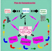 Plan de Comunicación. A Information Design project by MJ_Informa MJ_Informa         - 10.01.2016