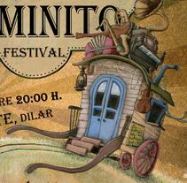 Caminito Festival. Um projeto de Design e Ilustração de Angela Morales         - 10.01.2016