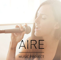 Aire, Music Project. A Br, ing, Identit, Film, Video, TV, Art Direction, Marketing, Post-Production, and Video project by Jorge Dourado - Sep 13 2015 12:00 AM