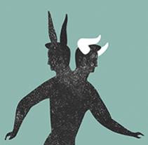 AZPEITIA, XXXIII Euskal Antzerki Topaketak_Cartel. Un proyecto de Ilustración y Diseño gráfico de Lidia Lobato LLO - 22-01-2016