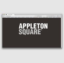 "Website for ""Appleton Square 