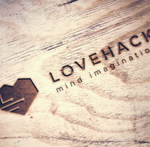 LOVEHACKS. A Graphic Design project by Ana Mareca Miralles         - 28.11.2014