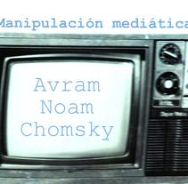 Revista - Avram Noam Chomsky 10 estrategias de manipulación. A Editorial Design project by Carlos Giner - 13-04-2014