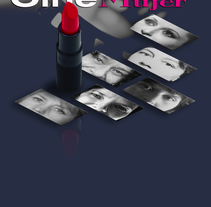 VII CineMujer,  Marzo 2015, Instituto Cervates, Milano ITALIA. A Design Management, and Graphic Design project by Martin Iglesias         - 14.02.2015