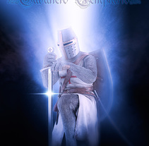 Caballero Templario. A 3D project by Félix Higuera Jorna         - 05.02.2016