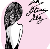 Mi Proyecto del curso: A mano y en portada. A Calligraph, Editorial Design, Graphic Design&Illustration project by lazirbi - Feb 07 2016 12:00 AM