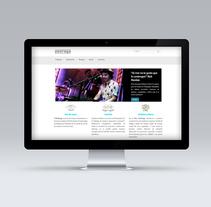 Diseño y Desarrollo web BAR PEDREGA. A Photograph, Graphic Design, Web Design, and Web Development project by Beatriz Chaves Bueno         - 19.10.2015