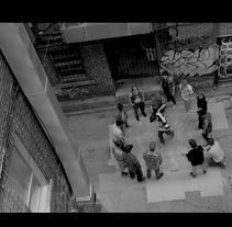 Crack the Cypher- un película de danza. Un proyecto de Cine, vídeo, televisión, Bellas Artes, Cine y Vídeo de Marites Carino         - 13.02.2016