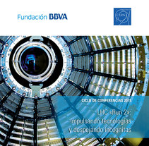 Conferencias FBBVA. Un proyecto de Diseño gráfico de Ana Cristina Martín  Alcrudo - 14-12-2015