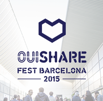 OSFestBCN 2015. A Design, Art Direction, Br, ing, Identit, Events, Graphic Design, Interior Design, and Web Design project by Anna Carbonell Sariola         - 20.02.2016