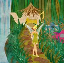 Ilustraciones disney. A Design, Illustration, Film, Video, TV, Animation, Costume Design, Fine Art, and Film project by Irene Montero Rosety - 20-02-2016
