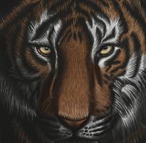 Dibujo Digital - Digital Paint. A Illustration project by Cristina Pelayo Álvarez         - 21.02.2016