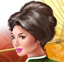 Ilustración 03. Un proyecto de Ilustración y Diseño de personajes de Joan López - 22-02-2016
