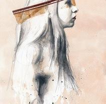 Nuevo proTell me a happy ending story Vol.2yecto. Un proyecto de Ilustración y Bellas Artes de Mentiradeloro Esther Cuesta - 24-02-2016