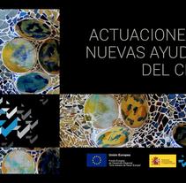 """CAMPAÑAS AUTONÓMICAS """"ACTUACIONES Y NUEVAS AYUDAS CDTI"""". Un proyecto de Diseño de mthibout         - 18.10.2015"""