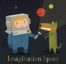 Imagination Space. A Illustration project by Rafa Garcia  - Mar 02 2016 12:00 AM