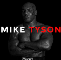 Mike Tyson. A Web Design project by Felix Mijares         - 12.03.2016