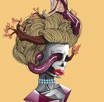 Obsesión. A Illustration project by Alberto Jarana sanchez         - 14.03.2016