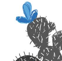 Cactus, cactus everywhere. Um projeto de Design, Ilustração, Artes plásticas e Design gráfico de María Palacio Márquez         - 14.03.2016