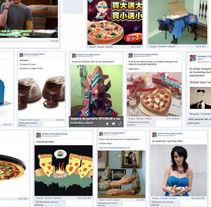 Contenidos para Domino's Pizza. A Graphic Design, and Social Media project by Daniel Blanco Sentís         - 15.03.2016