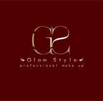 GLAM STYLE. A Graphic Design project by Sonia Celdran Campos         - 15.03.2016